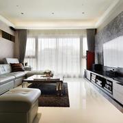 样板房客厅设计