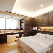 错层卧室装修