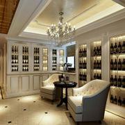 浪漫风格酒柜