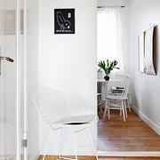 单身公寓一角效果图