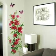 纹理型立体墙贴