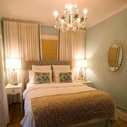 温馨色调卧室设计