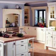 法式混搭风格厨房装饰