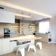 单身公寓厨房效果图