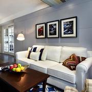 公寓沙发装修效果图