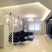 质地好的客厅地板砖装修