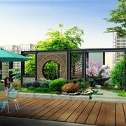 屋顶花园设计欣赏