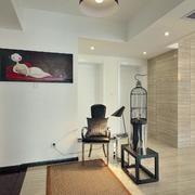 120平米商品房简约风格灯饰装饰