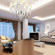 欧式大型别墅落地窗设计