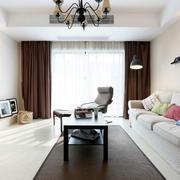 三室两厅简约风格客厅装饰