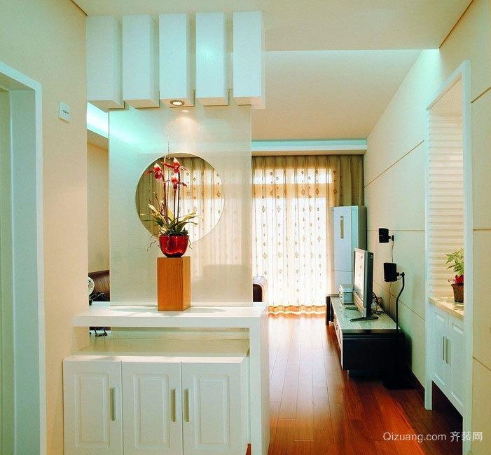 美观实用的现代家庭玄关鞋柜装修效果图大全鉴赏