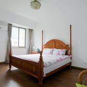 美式简约风格跃层卧室装饰