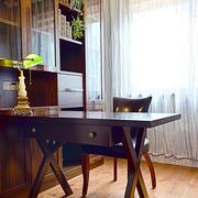 120平米房屋简约风格书房电脑桌装饰