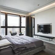 后现代风格新房卧室设计