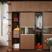 现代简约风格卧室衣柜效果图