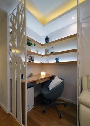 简单才是美 简约整洁北欧自住型商品房软装设计效果图