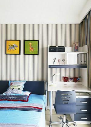 关爱孩子健康成长:儿童房间装修图片