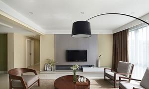 家庭室内客厅电视背景墙装饰