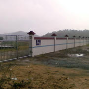 大型工厂围墙装饰