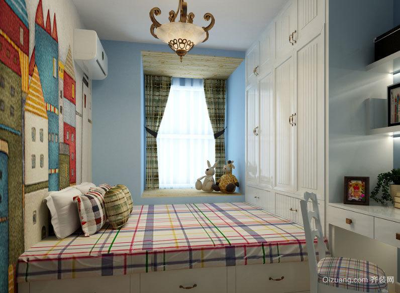 融合了高度的艺术美:现代榻榻米卧室装修效果图大全鉴赏