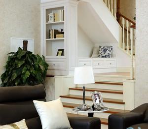 180平米简欧风格联排别墅装修效果图