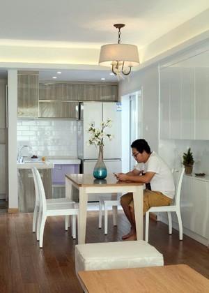 减法生活:16万塑造现代简约三室一厅新房装修效果图