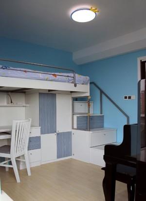 小空间大未来 文艺清新78平米小户型装修设计效果图