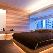 日式简约风格卧室窗户装饰