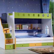 美式简约风格儿童房背景墙