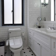 复式楼欧式风格卫生间装饰