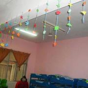 现代简约风格幼儿园吊顶效果图