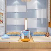 日式榻榻米儿童房装饰