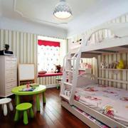 欧式简约风格房屋儿童房装饰