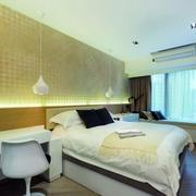 现代简约风格宜家卧室装饰