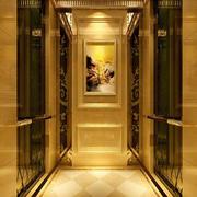 简欧风格公司电梯设计