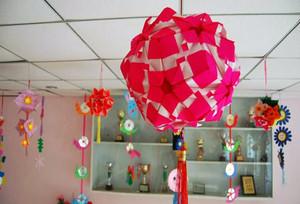 幼儿园密集式吊顶装饰