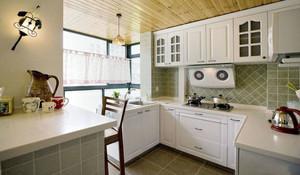 厨房离不开的橱柜设计效果图