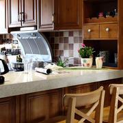 婚房美式风格厨房装饰