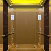 简约风格电梯装饰