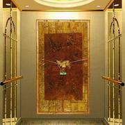 欧式奢华电梯效果图