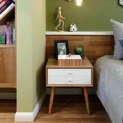 复式楼简约风格卧室床头灯饰装饰