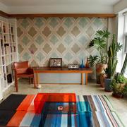 120平米老房简约风格榻榻米装饰