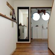 北欧风格小户型玄关装饰