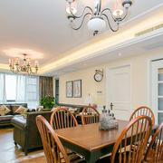 新房客厅吊顶装饰