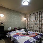 小户型简约风格卧室效果图