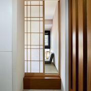三室一厅日式简约风格榻榻米装饰