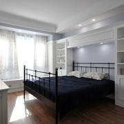 后现代风格复式楼卧室装饰