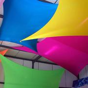 幼儿园教室简约风格吊顶装饰