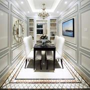 两室一厅简约风格欧式餐厅装饰