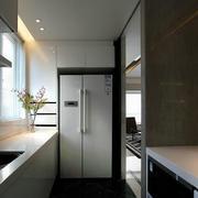 三室一厅简约风格厨房装饰